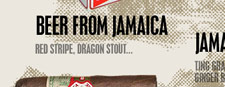 Beer from Jamaica